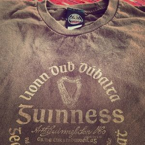 Authentic Guinness Men's Size 2XL Tee Shirt